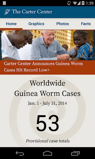 Guinea Worm: Countdown to Zero