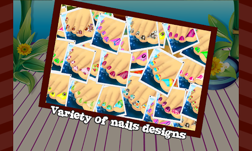 Toe Nail Art – Girls Game - screenshot thumbnail