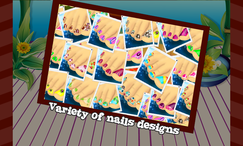 Toe nail art girls game android apps on google play toe nail art girls game screenshot prinsesfo Gallery