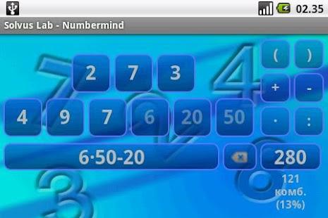 Brainiac Puzzles and Math- screenshot thumbnail