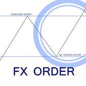 FX ORDER 市場オーダー情報