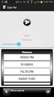 Screenshot of Dub FM