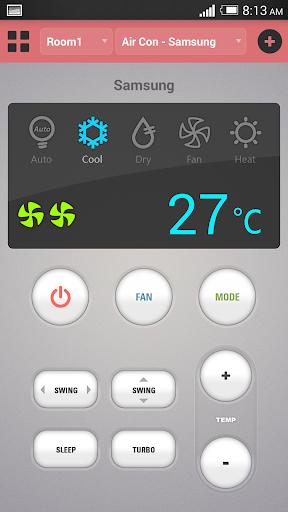 ASmart Remote IR 1.4.4 screenshots 2
