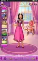 Screenshot of Dress up Princess Pocahontas