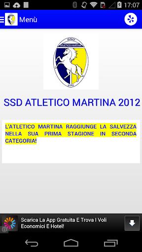SSD Atletico Martina 2012