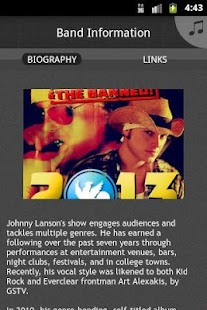 Johnny Lanson- screenshot thumbnail
