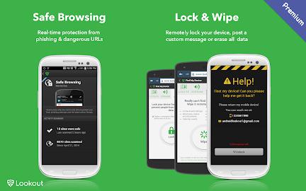 Lookout Security & Antivirus Screenshot 17