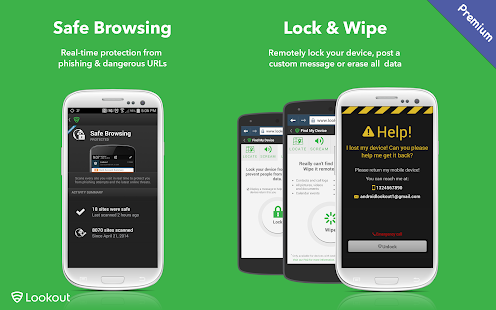 Lookout Security & Antivirus Screenshot 17