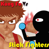 Kung Fu V/s Stick Fighters