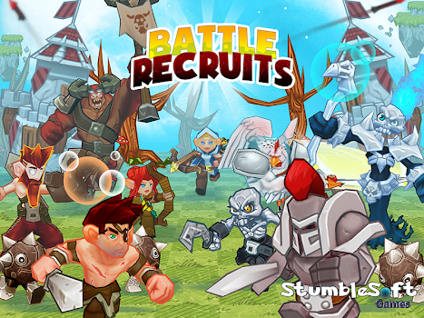 Battle Recruits Full