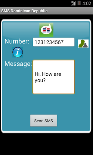 Free SMS Dominican Republic