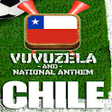 CHILE VUVUZELA and ANTHEM! logo
