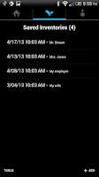 Screenshot of 12 Steps AA Spiritual Toolkit