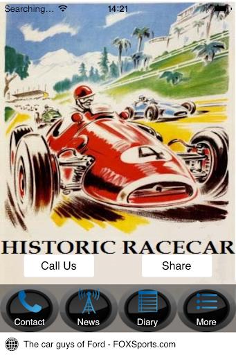 Historic Racecar