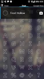 White Line Go Apex Nova Theme Screenshot 14