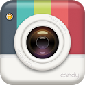 Candy Camera - Frame icon