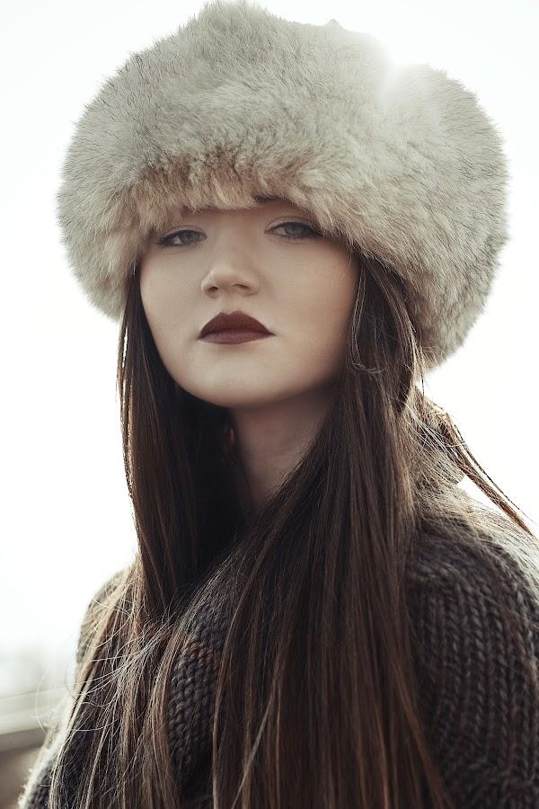 Russian girl by Irina Crețu - People Portraits of Women ( girl, long hair )