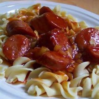 Kielbasa In Sweet Sauce Recipes.