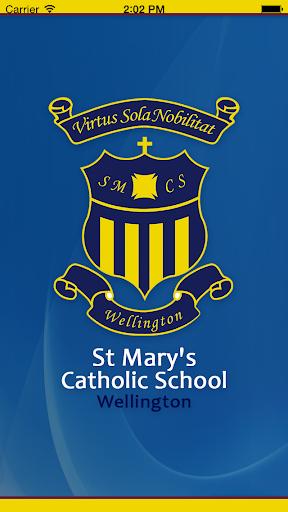 St Mary's Wellington
