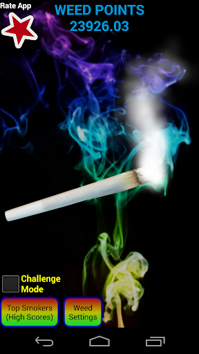 Smoke a Spliff - Weed Joint