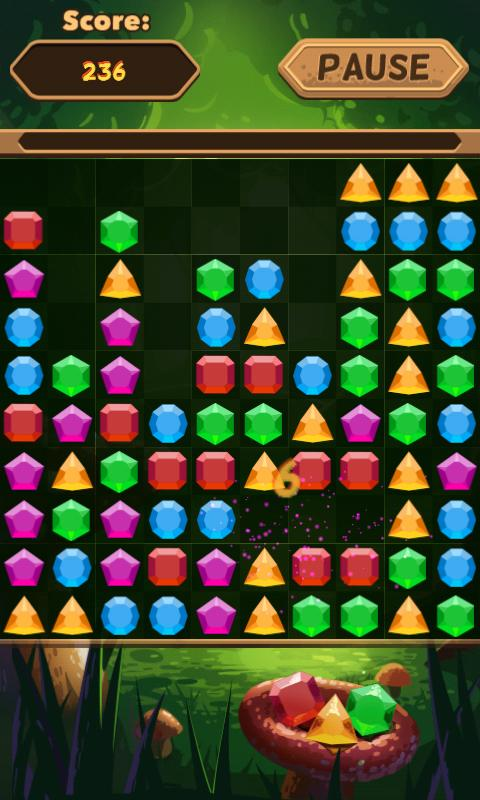 Jewels of Mushroom- screenshot