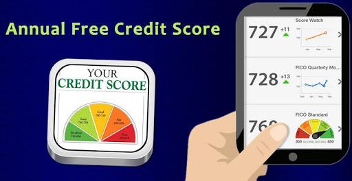 Annual Free Credit Score
