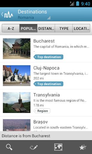 Romania Guide by Triposo
