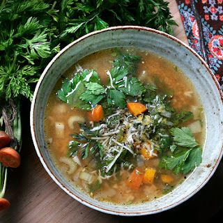 3-Carrot Soup.