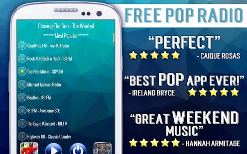 Free Pop Radio- screenshot thumbnail