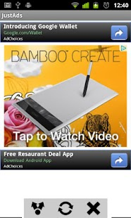 Just Ads- screenshot thumbnail