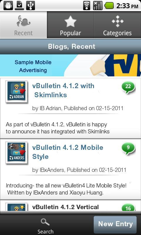 K12Advantage- screenshot