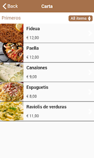 Restaurante Luz- screenshot thumbnail