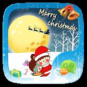 (FREE)GO SMS CHRISTMAS THEME