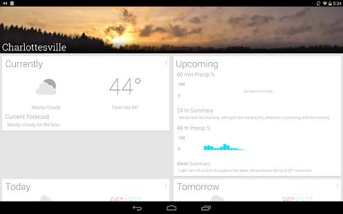 atmosHere Weather 2.1.2 APK