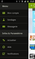 Screenshot of Appli Privée