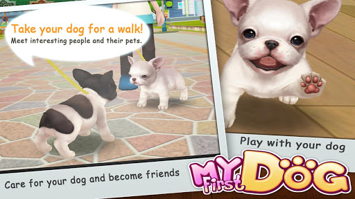 My Dog - 私の最初の子犬|玩休閒App免費|玩APPs