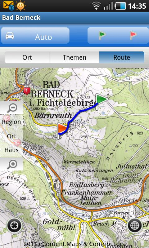 Bad Berneck - screenshot