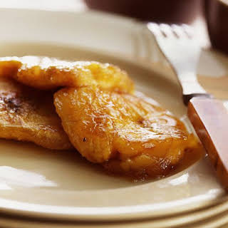Caramelized Plantains.