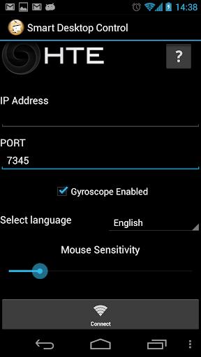 Smart Desktop Control