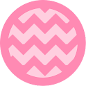 Chevron Pink Theme icon