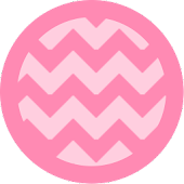 Chevron Pink Theme