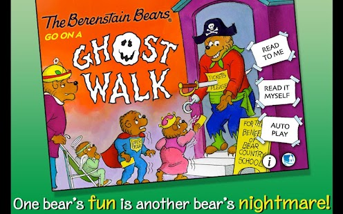 BB - Go on a Ghost Walk - screenshot thumbnail