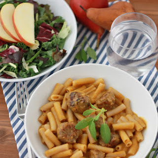 Butternut Squash and Sausage Sauce