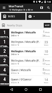Ottawa OC Transpo Bus - MonTransit - náhled