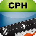 Copenhagen Airport (CPH) Radar icon