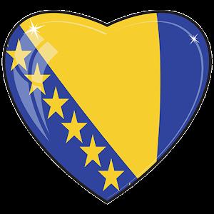3d bosnia flag live wallpaper android