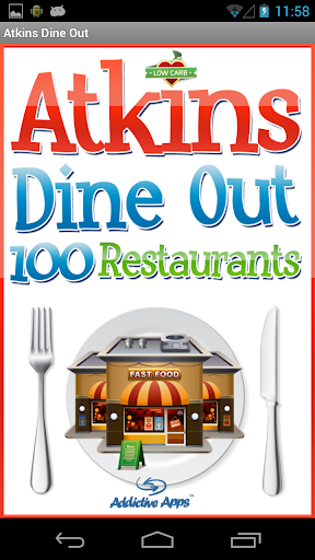 Atkins Dine Out