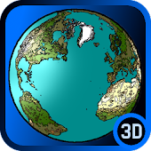 GlobeVU HQ Earth Viewer 3D