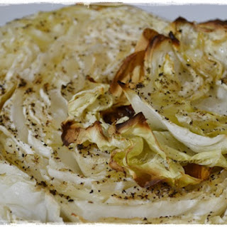 Baked Cauliflower.