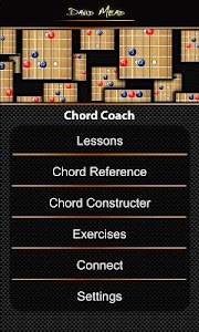 David Mead : Chord Coach screenshot 0